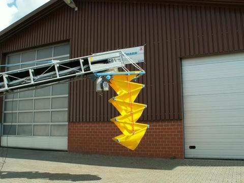 EURO-Jabelmann Fallsegel elekrtrisch, NEU