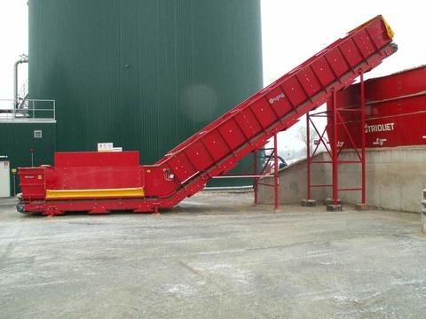 Trogband für Maissilage, NEU
