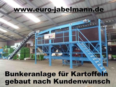 EURO-Jabelmann Bunkeranlage, NEU, gebaut nach ihren Wünschen, eigene Herstellung (Made in Germ