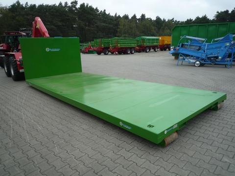 EURO-Jabelmann Container gebr. EURO-Jabelmann Container STE 5750/Plattfor
