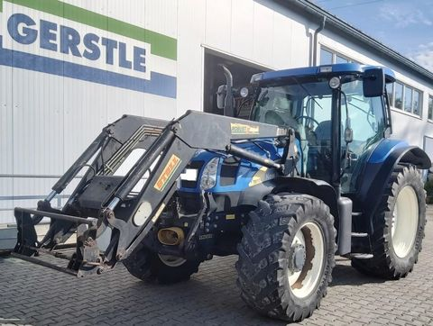 New Holland TS 115 Electro Command