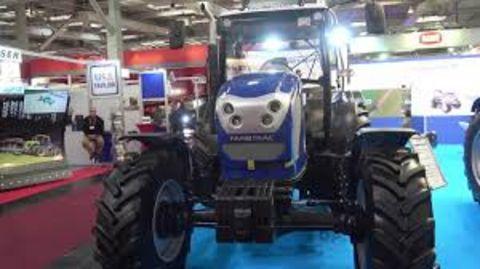 Farmtrac 9130 DTN - 4 WD-131 PS