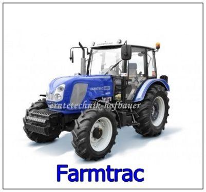 Farmtrac 690 DT 12x12