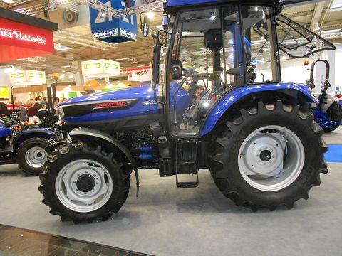 Sonstige Farmtrac Ostbau Traktor 75 PS Allrad