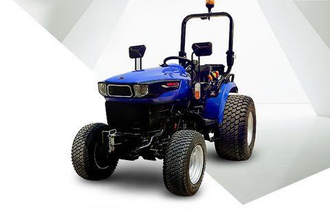 Farmtrac FT 30 HST-4 WD