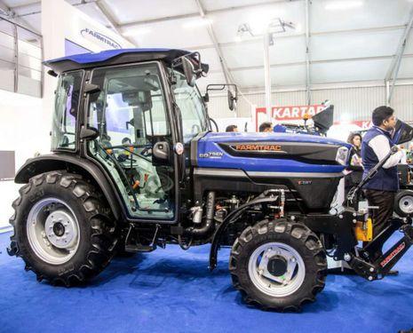 Farmtrac FT 6075 E-4 WD