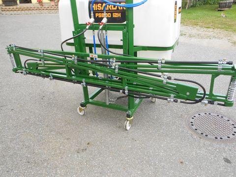 Sonstige Spritze Hisar FS 800-12H