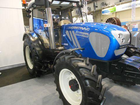 Farmtrac S-690 4/WD 90 PS