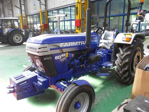 Farmtrac Heritage FT 6045  2WD  45PS