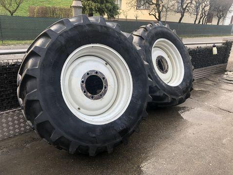 Michelin Kompleträder 540/65 R30