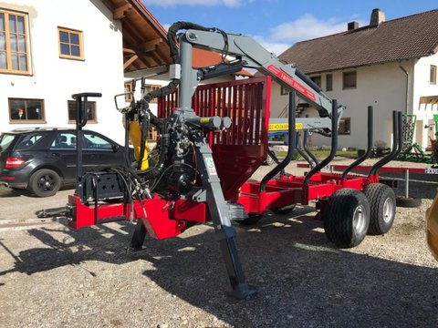 Forest-Master RW 14 4DL mit FK7000