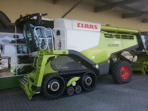 CLAAS Lexion 770 TT + V 1080, Laserpilot, 30 km/h, LED