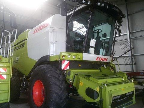 CLAAS Lexion 660, V 770, Laserpilot, 30 km/h, LED