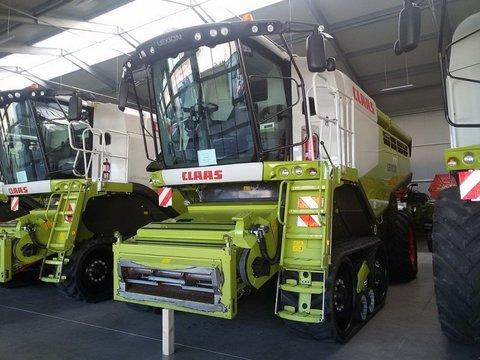CLAAS Lexion 770 TT + V 930 + GPS S 10 + Xenon + Laser