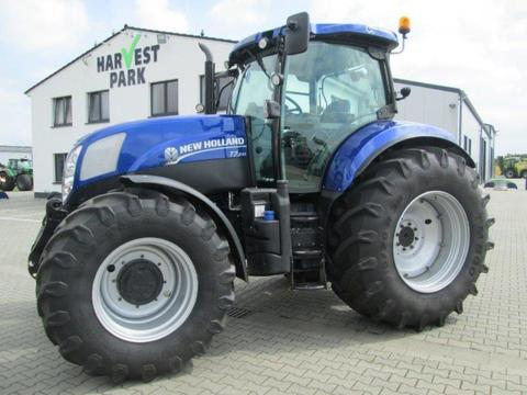 New Holland T7.185 PowerCommand