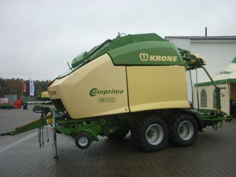 Krone Comprima CV 210 XC