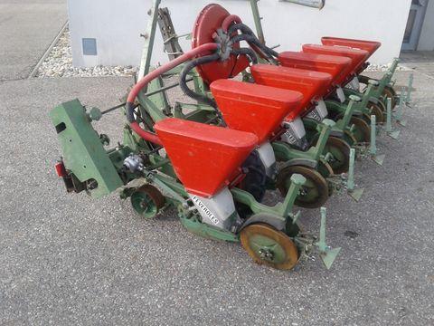 Nodet Rüben- & Maissämaschine
