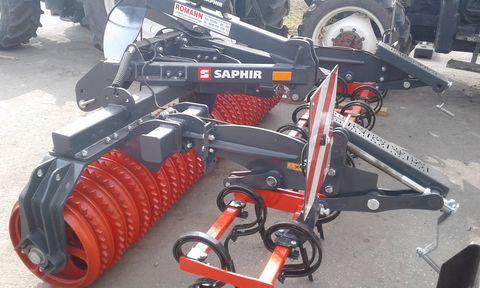 Saphir Frontpacker Rollstar