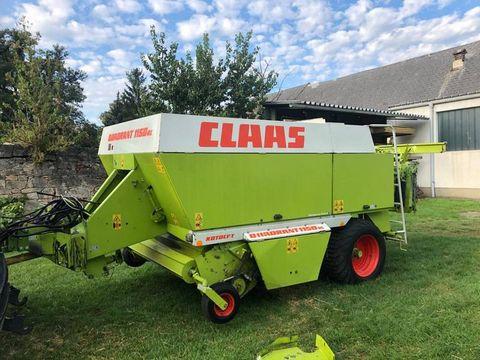 Claas Quadrant 1150 RC