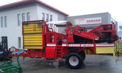 Grimme SE 150 - 60 XXL / UB