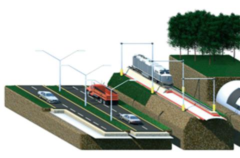 Sonstige Geovliese für Wege- und Platzunterbau