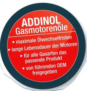 Addinol Biogasmotorenöl - bis zu minus 50% Ölwechsel?