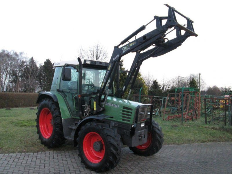 fendt farmer 307 burdewick gmbh tracteurs. Black Bedroom Furniture Sets. Home Design Ideas