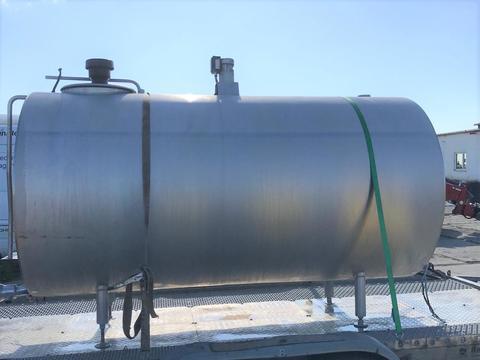 Delaval DXCR 3500 Liter