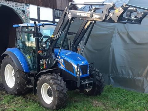 New Holland T4.75 + STOLL Frontlader