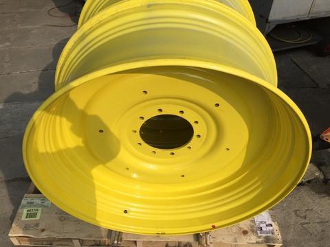 GKN-Walterscheid Felge 18x46 auch mit Reifen lieferbar!