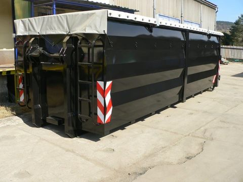 Containerprofi Spantenfreier Trocknungscontainer