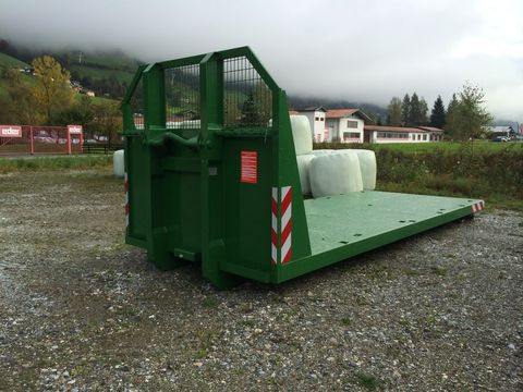 Containerprofi Abrollplattform
