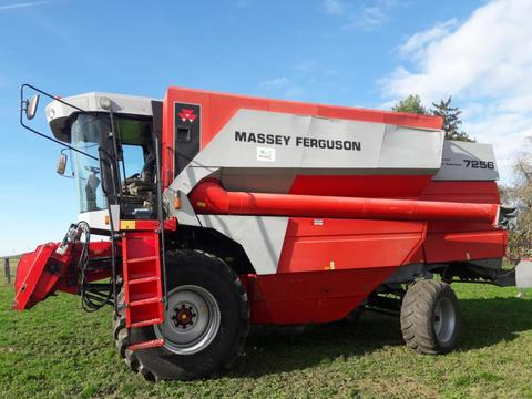 Massey Ferguson 7256 AL f.teilw.Rep.