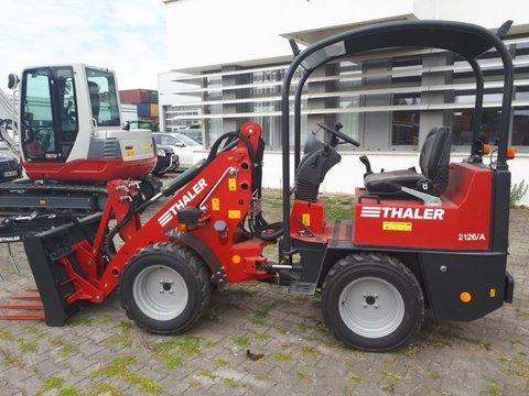 Thaler 2126/A Kompaktlader