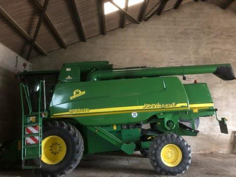 John Deere CTS 9780 HM /// 9780 CTS Hill Master 7// 625R +