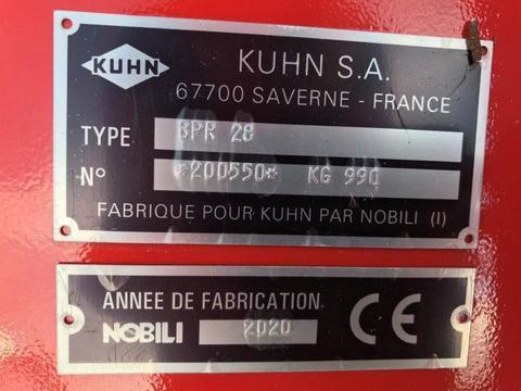 Kuhn BPR 280