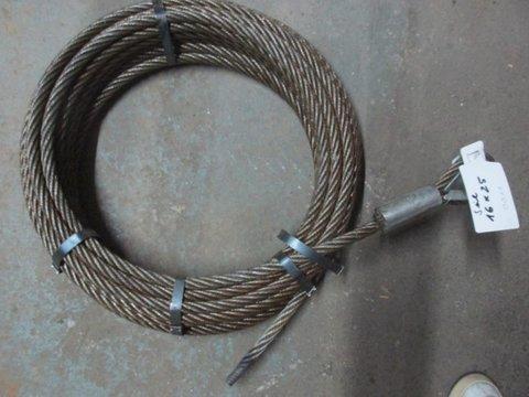 Sonstige Stahlseil 16 x 25 m