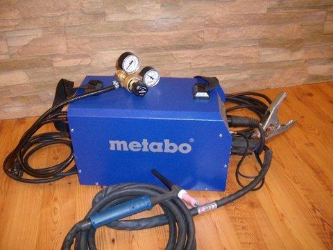 Sonstige METABO Schweißgerät WIG 170 DC Inverter