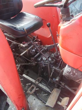 Massey Ferguson 135/6 Super