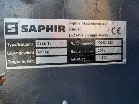 Sonstige Saphir DSZE