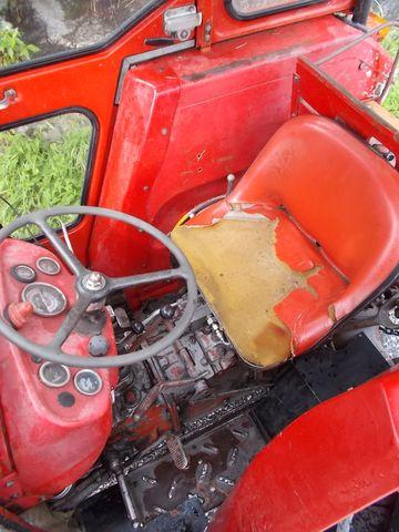 Massey Ferguson 135 MP Super