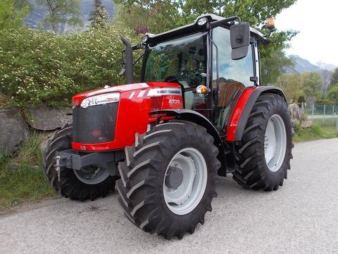 Massey Ferguson MF 4709 Profi