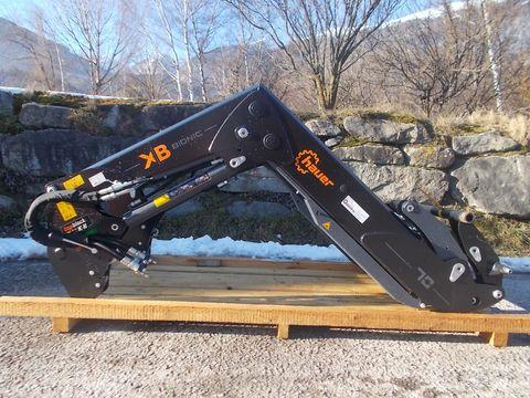 Hauer XB70 Bionic TBS