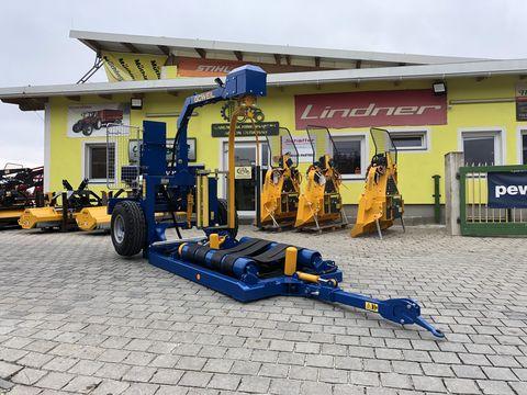 Göweil G3010 Farmer Rundballen Wickelmaschine