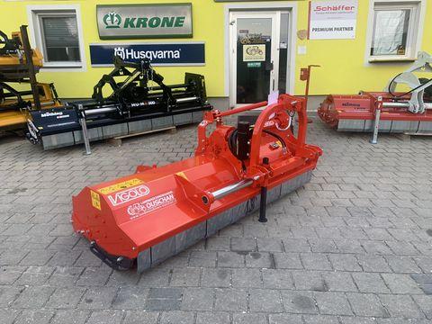 Vigolo MU2 220 Heckmulcher