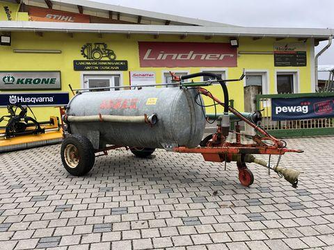 Bauer V 2600 Vakumfass
