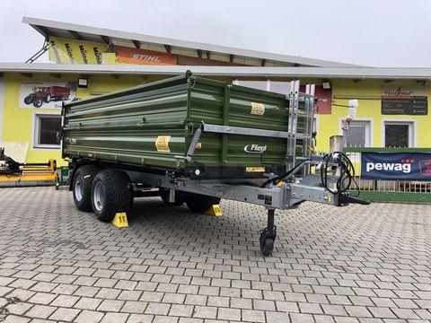 Fliegl TDK 100 VR Dreiseitenkipper