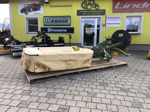 Krone AM 203 S Heckmähwerk