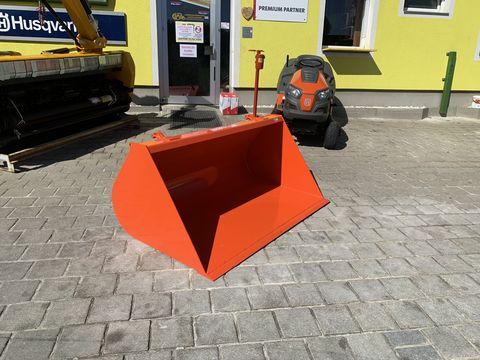 Sonstige Schaufel Gerundet 150cm Euroaufnahme