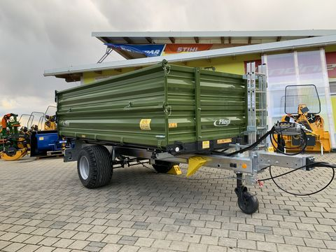 Fliegl EDK 70 Fox Dreiseitenkipper